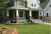 Craftsman Style House Plan - 3 Beds 2.5 Baths 1999 Sq/Ft Plan #120-198 Exterior - Front Elevation