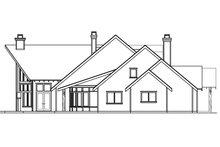 Dream House Plan - Craftsman Exterior - Other Elevation Plan #124-691