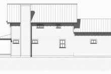 Beach Exterior - Other Elevation Plan #901-131