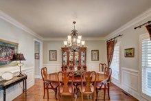 Traditional Interior - Dining Room Plan #437-118