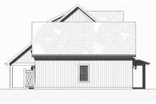 Dream House Plan - Farmhouse Exterior - Other Elevation Plan #901-132
