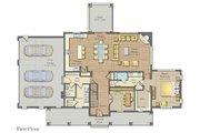 Farmhouse Style House Plan - 3 Beds 2.5 Baths 2529 Sq/Ft Plan #1057-22