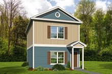 Contemporary Exterior - Front Elevation Plan #932-158