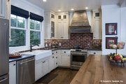 Country Style House Plan - 3 Beds 2 Baths 1905 Sq/Ft Plan #929-8 Interior - Kitchen