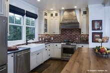 Country Interior - Kitchen Plan #929-8