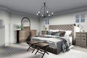 Craftsman Style House Plan - 4 Beds 2.5 Baths 2473 Sq/Ft Plan #1060-57 Interior - Master Bedroom