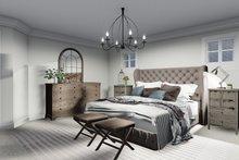 Dream House Plan - Craftsman Interior - Master Bedroom Plan #1060-57
