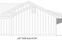 Architectural House Design - Country Exterior - Other Elevation Plan #932-370