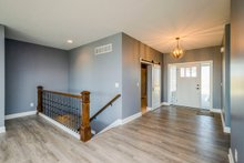 Home Plan Design - Ranch Interior - Entry Plan #70-1484