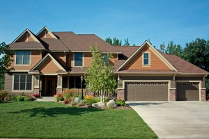 Craftsman Exterior - Front Elevation Plan #51-443