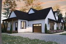 Dream House Plan - Farmhouse Exterior - Front Elevation Plan #23-2738