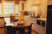 Southern Style House Plan - 4 Beds 3 Baths 3136 Sq/Ft Plan #137-116 Interior - Kitchen