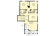 Southern Style House Plan - 4 Beds 3 Baths 2379 Sq/Ft Plan #930-496 Floor Plan - Upper Floor Plan