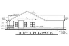 Cottage Exterior - Other Elevation Plan #20-122