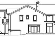Craftsman Style House Plan - 4 Beds 4.5 Baths 4506 Sq/Ft Plan #124-516 Exterior - Other Elevation
