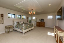 Home Plan - Country Interior - Master Bedroom Plan #70-1488
