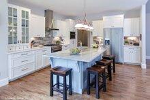 Craftsman Interior - Kitchen Plan #929-978