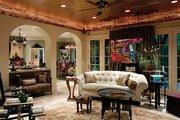 European Style House Plan - 5 Beds 5.5 Baths 5448 Sq/Ft Plan #453-25 Photo