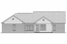 Ranch Exterior - Rear Elevation Plan #21-144