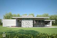 House Design - Modern Exterior - Other Elevation Plan #552-4