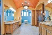 Mediterranean Style House Plan - 4 Beds 5 Baths 4320 Sq/Ft Plan #80-199 Interior - Master Bathroom