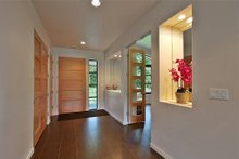 Entry - 3300 square foot Modern home