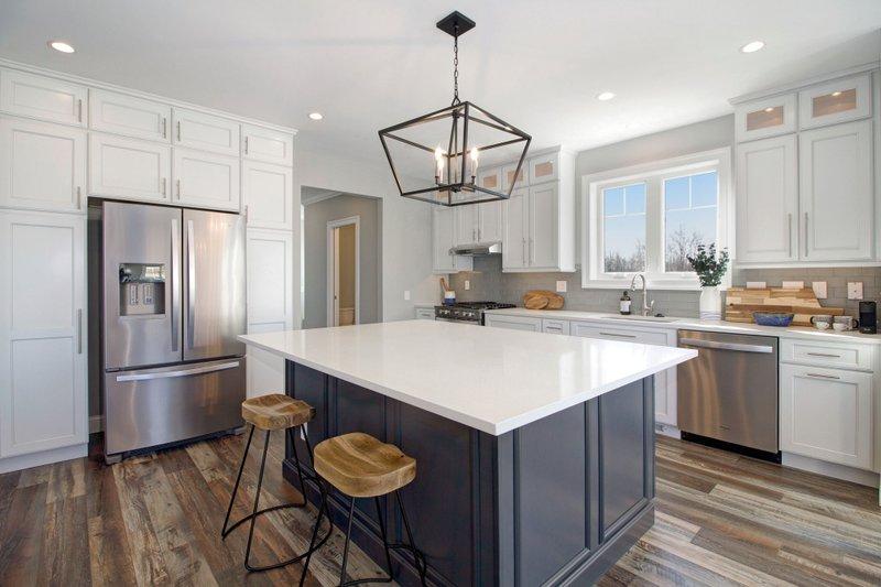 House Plan Design - Farmhouse Interior - Kitchen Plan #928-303