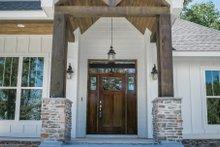 Craftsman Exterior - Covered Porch Plan #430-157