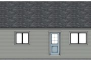 Colonial Style House Plan - 3 Beds 2 Baths 1385 Sq/Ft Plan #126-231