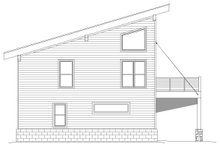 Home Plan - Modern Exterior - Other Elevation Plan #932-42