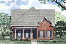 Farmhouse Exterior - Other Elevation Plan #17-2425