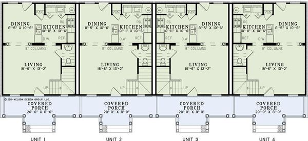 Traditional Floor Plan - Main Floor Plan Plan #17-2457