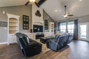 Ranch Style House Plan - 3 Beds 3.5 Baths 2403 Sq/Ft Plan #119-435 Photo