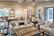Home Plan - Farmhouse Interior - Family Room Plan #928-10