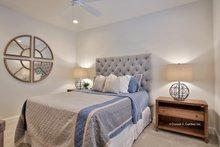 House Plan Design - European Interior - Bedroom Plan #929-1009
