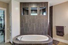 Dream House Plan - Prairie Interior - Master Bathroom Plan #935-13