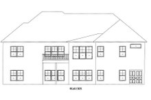 Dream House Plan - European Exterior - Other Elevation Plan #437-22