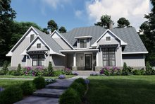 Dream House Plan - Taupe