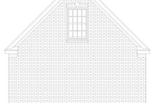 Country Exterior - Rear Elevation Plan #932-283