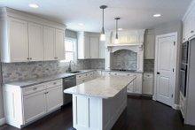 Traditional Interior - Kitchen Plan #20-2126