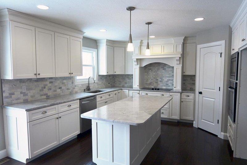 Traditional Interior - Kitchen Plan #20-2126 - Houseplans.com
