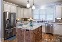 Home Plan - Ranch Interior - Kitchen Plan #929-1059
