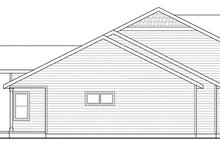 Home Plan - Country Exterior - Other Elevation Plan #124-882
