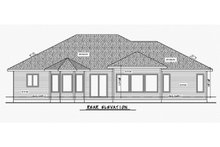 Home Plan - Ranch Exterior - Front Elevation Plan #20-2306