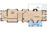 Farmhouse Style House Plan - 3 Beds 2.5 Baths 1981 Sq/Ft Plan #923-63 Floor Plan - Main Floor Plan