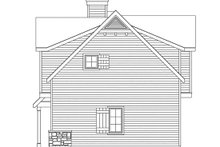 House Plan Design - Country Exterior - Other Elevation Plan #22-605