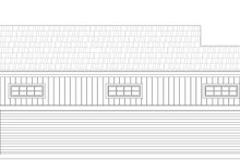Dream House Plan - Country Exterior - Other Elevation Plan #932-74
