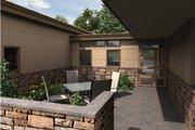 Modern Style House Plan - 4 Beds 2.5 Baths 2507 Sq/Ft Plan #48-479