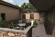 House Design - Modern Exterior - Other Elevation Plan #48-479