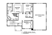 Traditional Style House Plan - 3 Beds 2.5 Baths 3092 Sq/Ft Plan #133-108 Floor Plan - Upper Floor Plan
